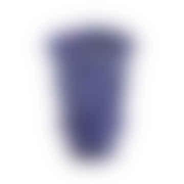 Bright Cobalt Blue Ceramic Vase