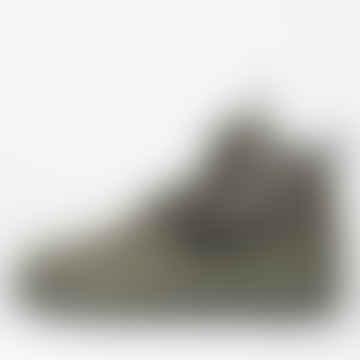 Nike Medium Olive and Black Wolf Grey Lunar Force 1 Duckboot 17