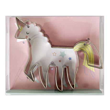 Meri Meri Unicorn Cookie Cutter