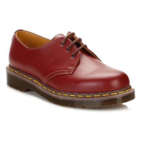 221bf6aded7 Trouva  Dr Martens Dr Martens Oxblood 1461 Vintage Quilon Shoes