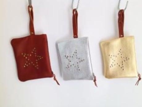 e696237e7c57 Trouva  Handmade Leather Clutch Bag