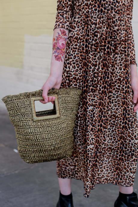 aa1fbdfb4b49 Caterina Bertini Crochet Bag