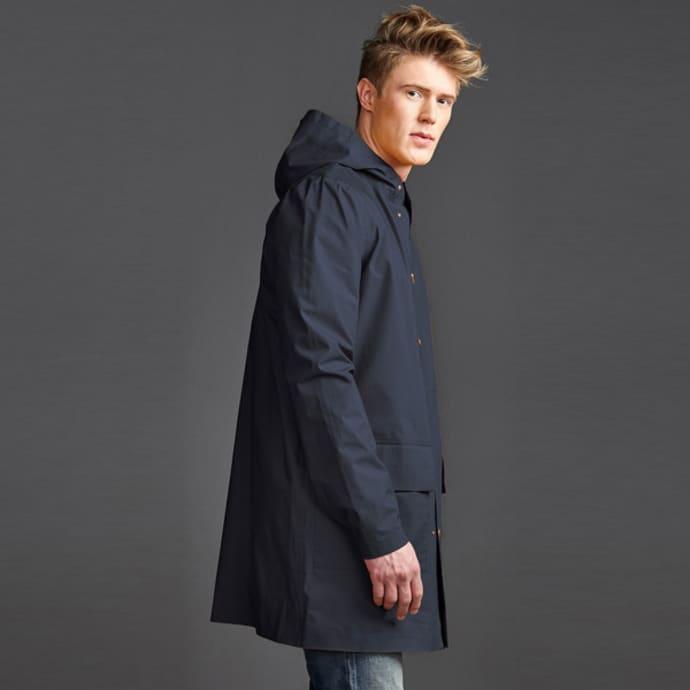 Coat Bp Midnight Rain Langerchen Orland orQBeWCxd