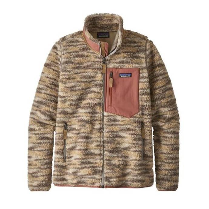 Classic Oatmeal X Retro Womens Jacket Dye Patagonia Space TJ3F1cKl