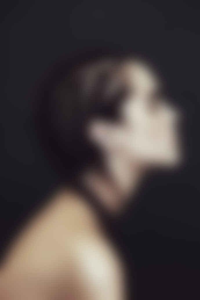 Rachel Entwistle Tria Prima Hoop Earring Silver Mercury