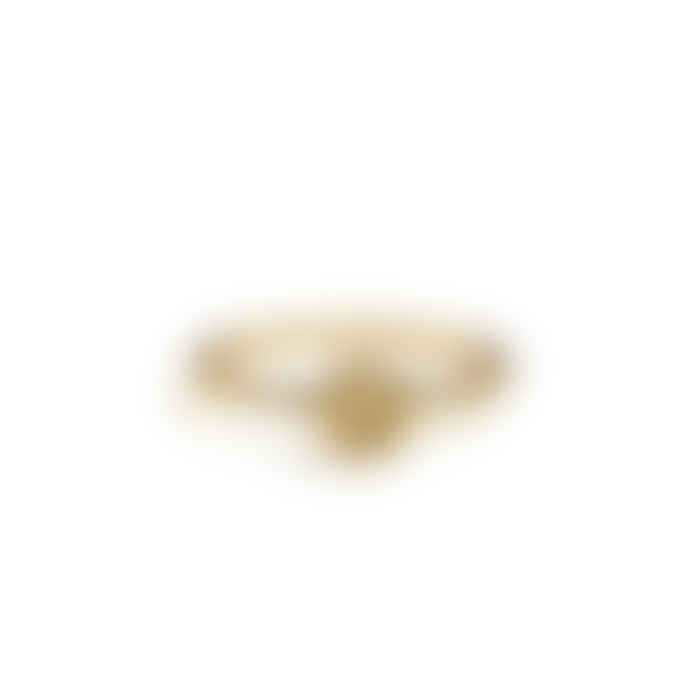 Rachel Entwistle Sun Midi Ring Gold