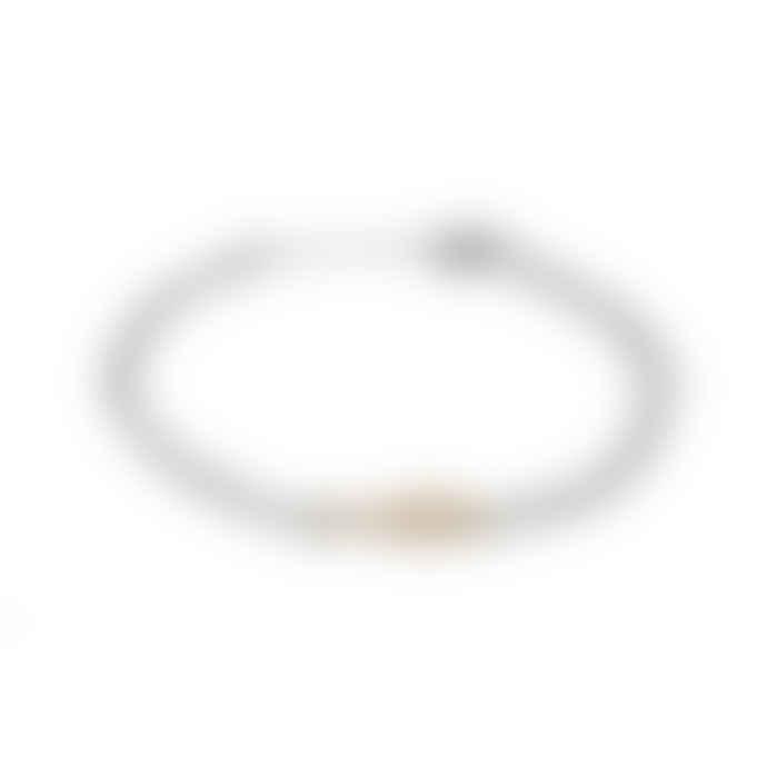 Rachel Entwistle Tria Prima Bracelet Gold Mercury