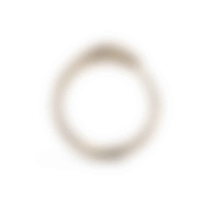 Rachel Entwistle Ouroboros Snake Ring Bronze