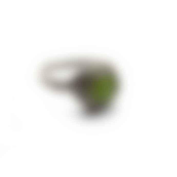 Vintage Olive Green Ring