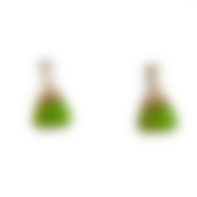 Kate Rowland Volume Metric Flask Earrings