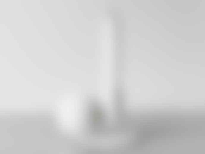 Menu Optical Candle Holder - White