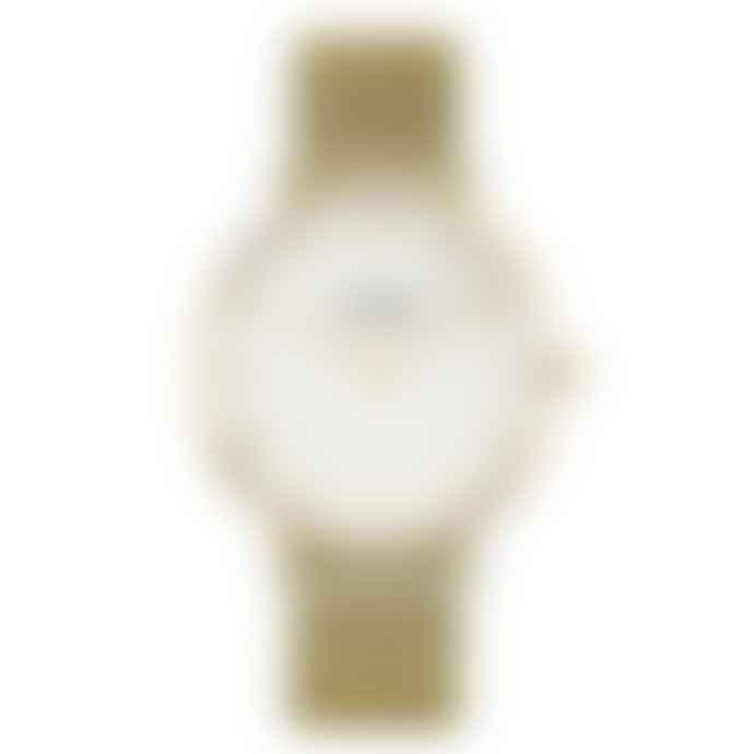 Cluse La Bohème Gold Mesh Watch