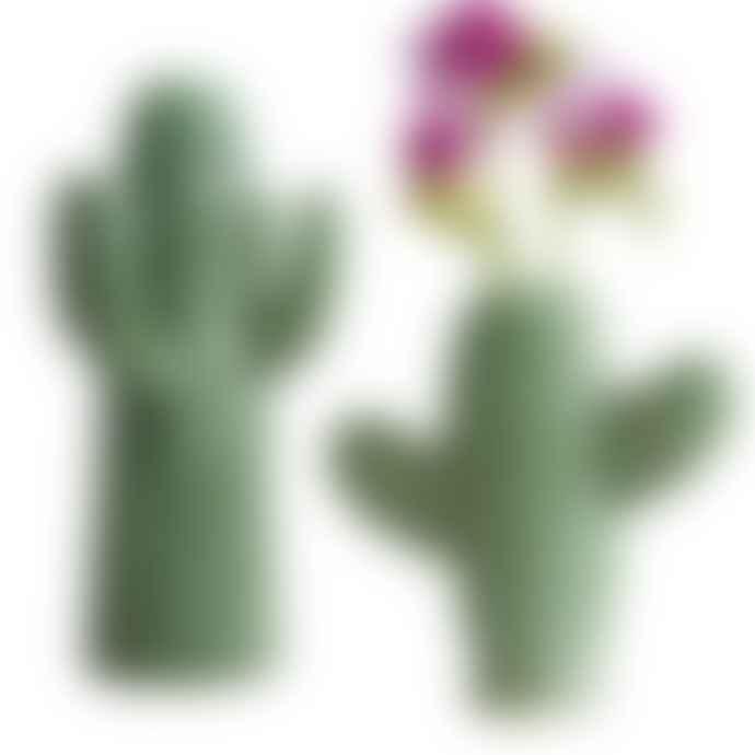 Ceramic Cactus Vase - Small