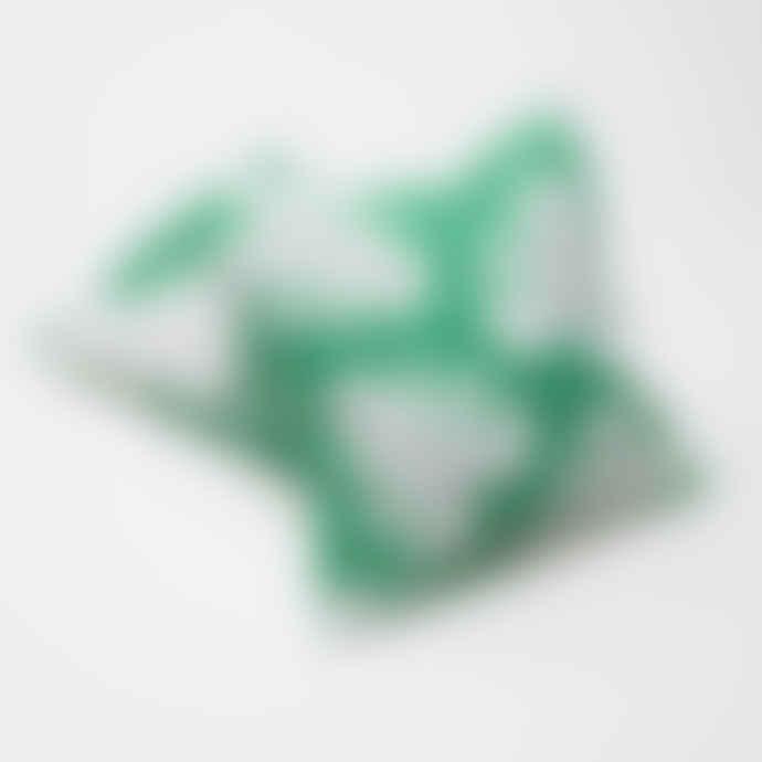 Evermade Monstera Leaf Print Reversible Cushion