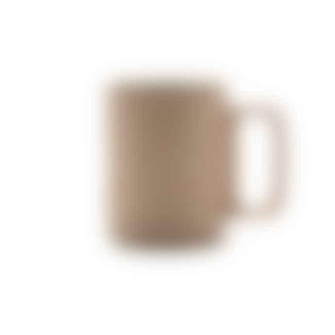 Hasami Porcelain Tall Mug - Natural