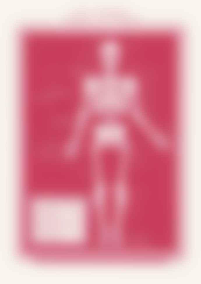 James Brown Human Skeleton Print