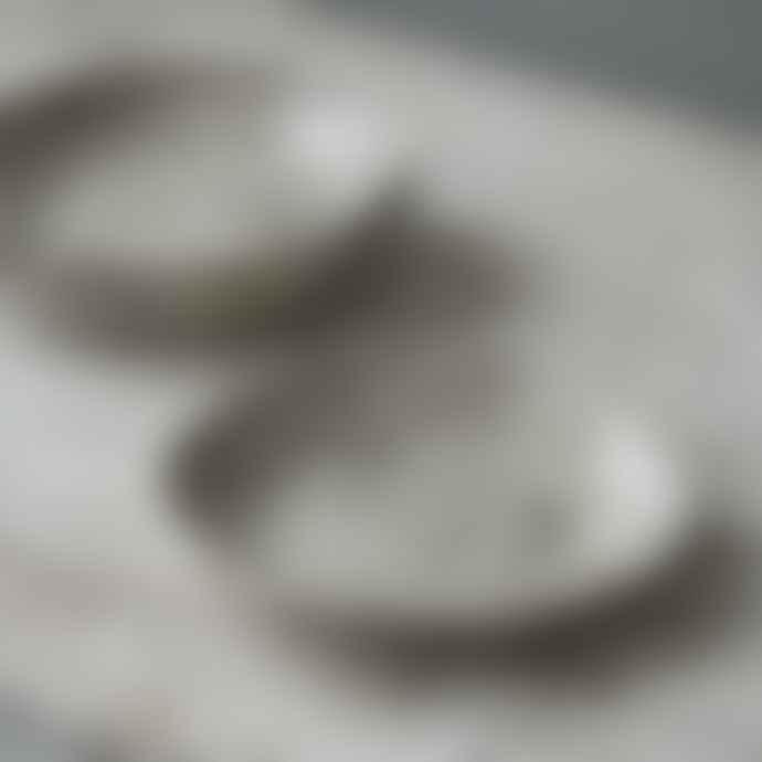 Quail Ceramics Egg Plates