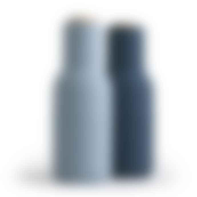 Menu Bottle Grinder 2 Pack Blue