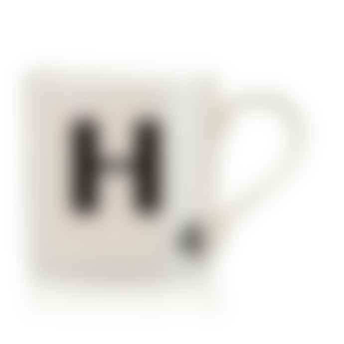 Scrabble Mug H
