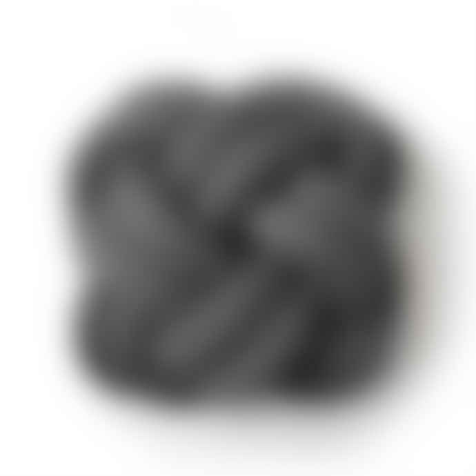 Design House Stockholm  Grey Knot cushion