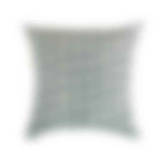 Skinny LaMinx Solid Orla Square Cushion with feather inner