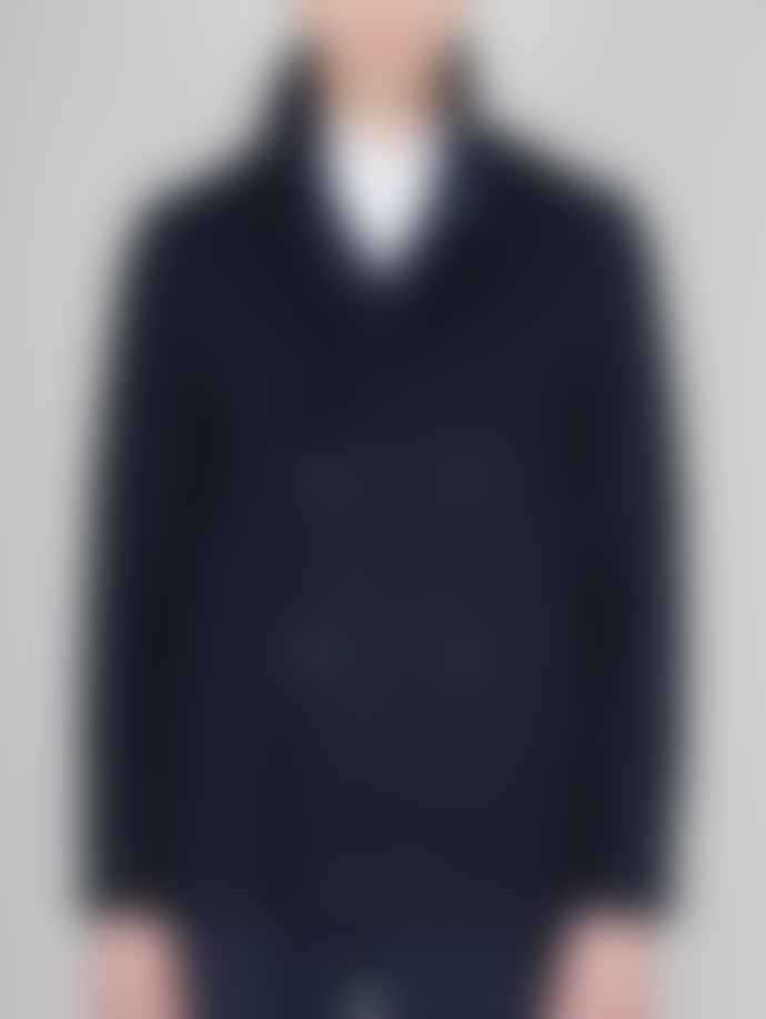Folk Navy DB Overcoat