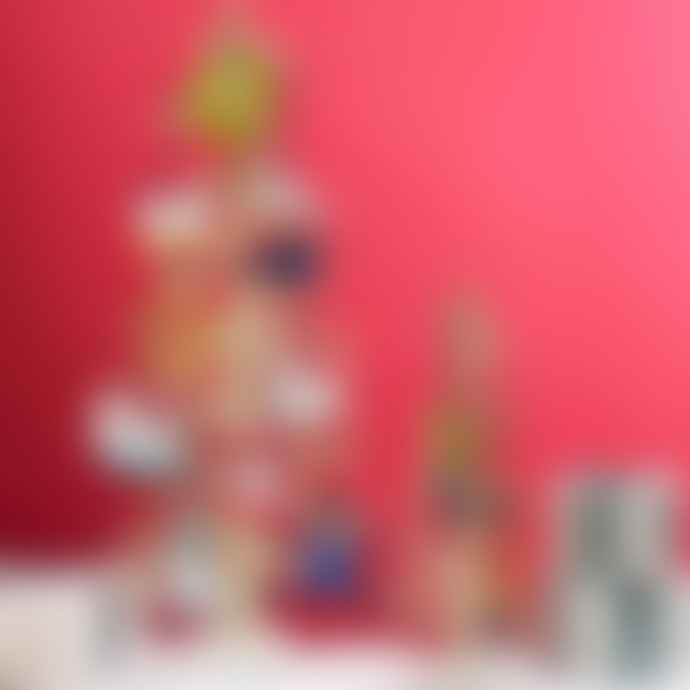 Design Ideas Twelve Days of Christmas Mini Ornaments Set of 12