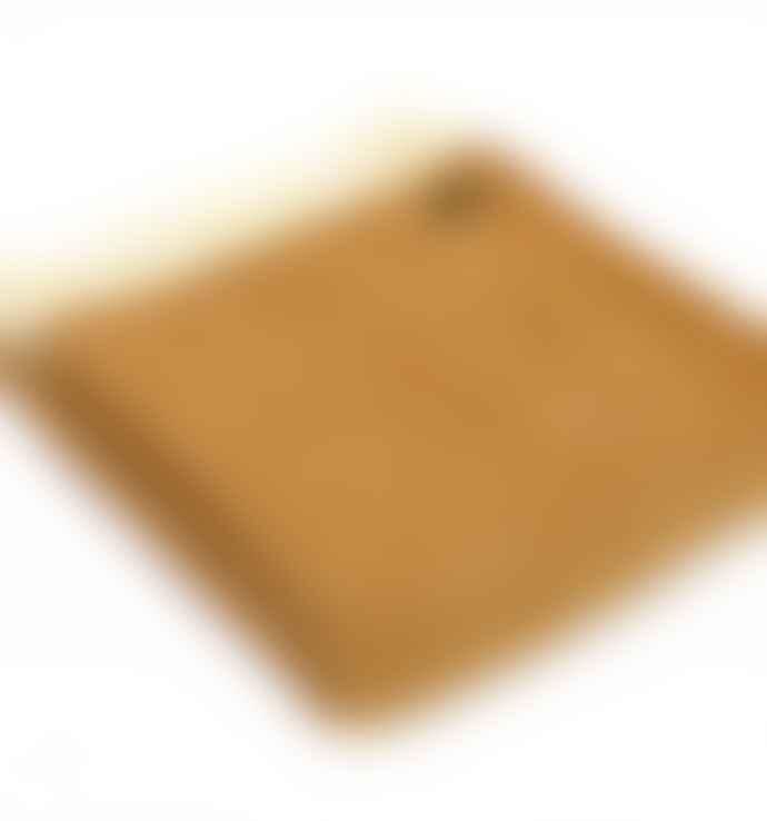 Tweedmill Mustard Woollen Throw