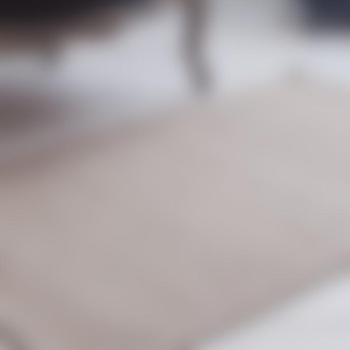 Freight HHG Woven Goat Hair rug - Hearth size