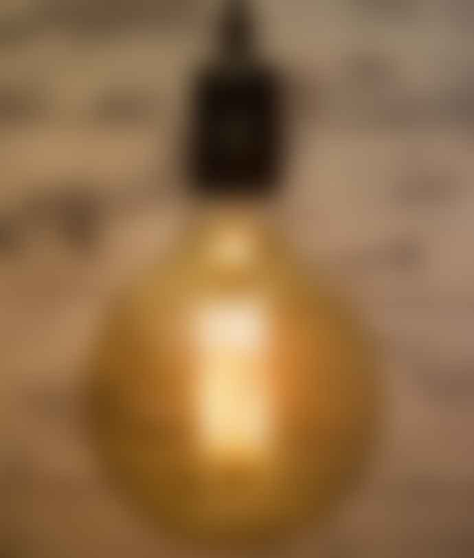 Cuemars XL Globe Vintage LED Bulb