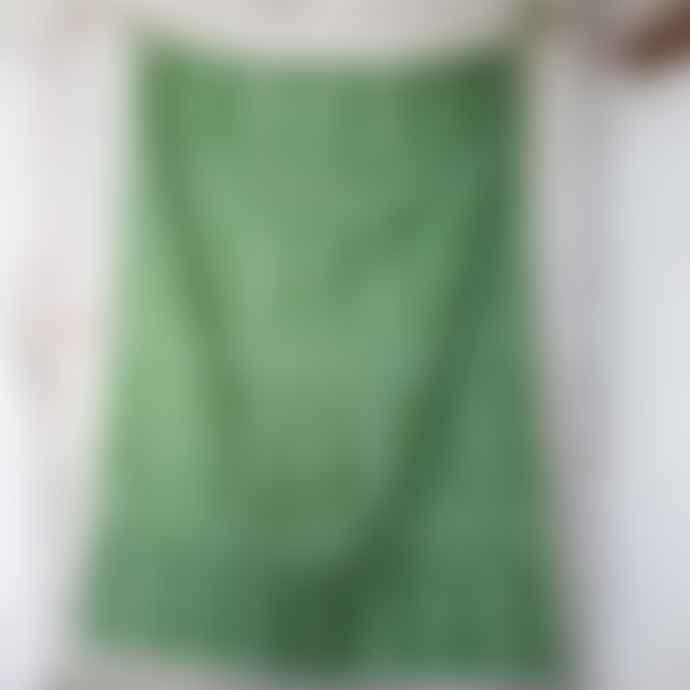 Lapuan Kankurit Moss Green Kehra Blanket
