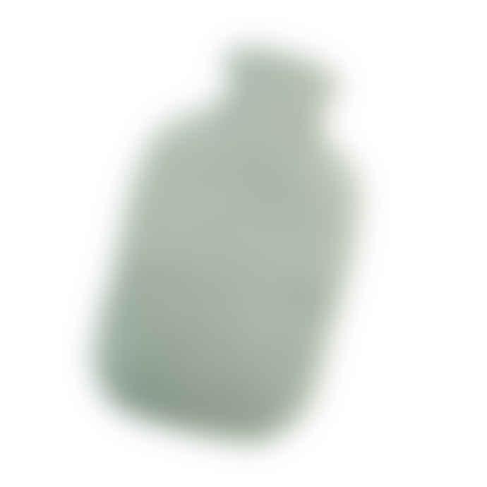 Samantha Holmes Duck Egg Blue Alpaca Hot Water Bottle