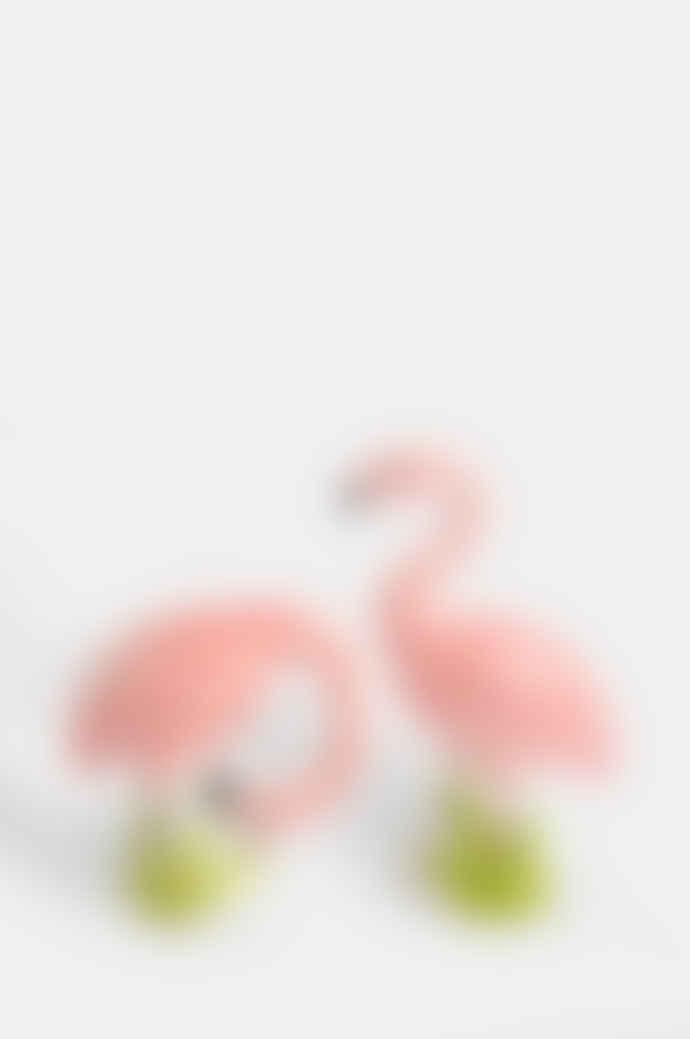 &klevering Flamingo Salt & Pepper Shakers