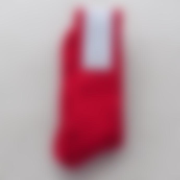 Freight HHG Red Alpaca Cushion Soled Socks