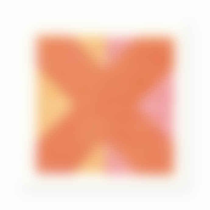 James Brown X-Ray X Alphabet Print