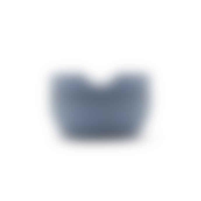 Iris Hantverk Blue Concrete Shaving Bowl