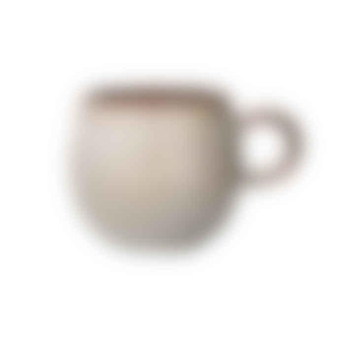 Bloomingville Large Light Grey Sandrine Mug