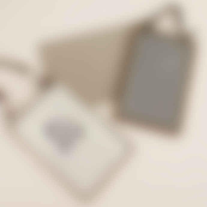 Silver Hanging Photo Frame
