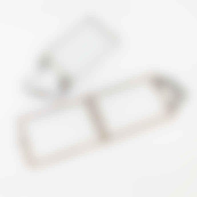Rex London Brass or Silver Hanging Photo Frame