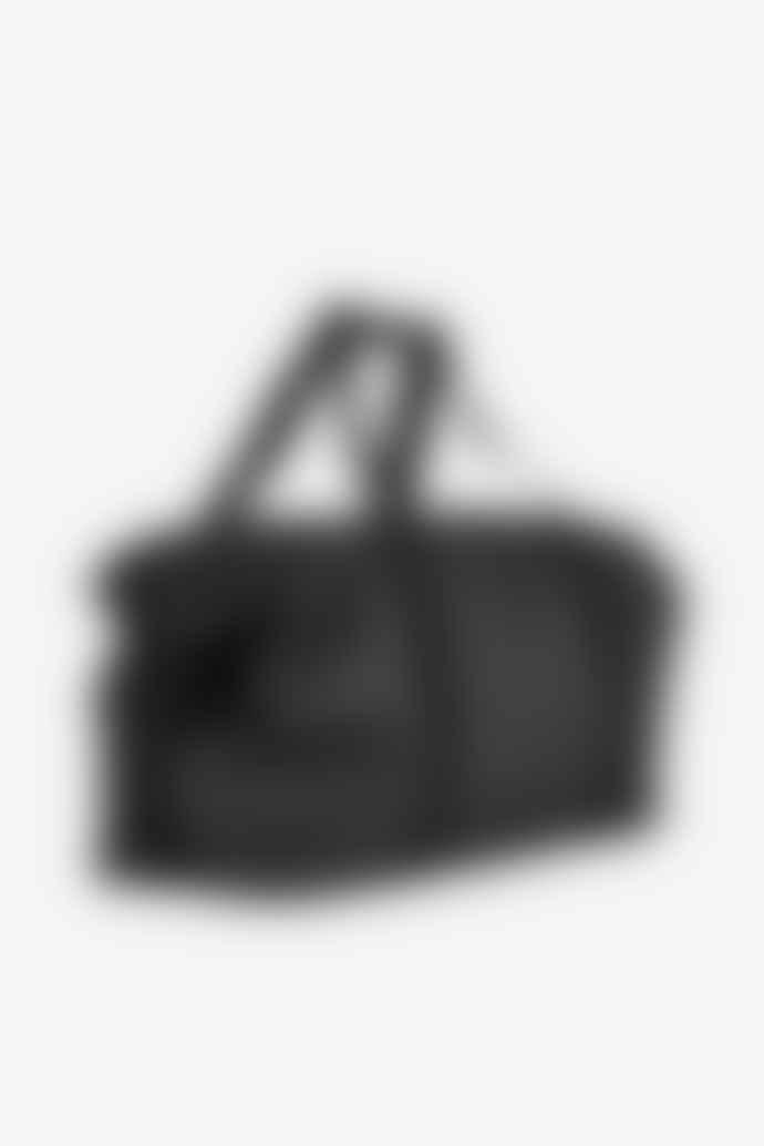 Rains Black Weekend Bag