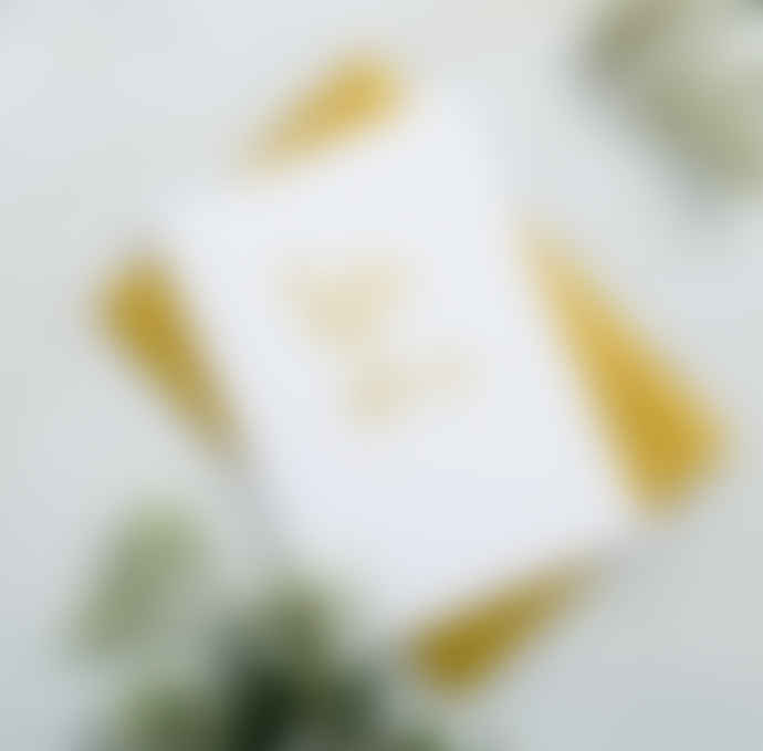 Posh Totty Designs We Do Wedding Invitation Card