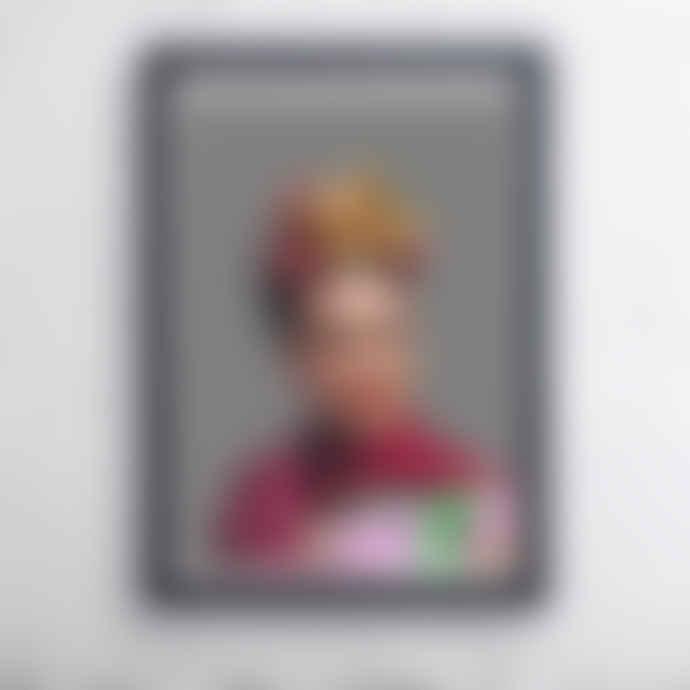 East End Prints  Frida Kahlo 4 Portrait A3 Unframed Print