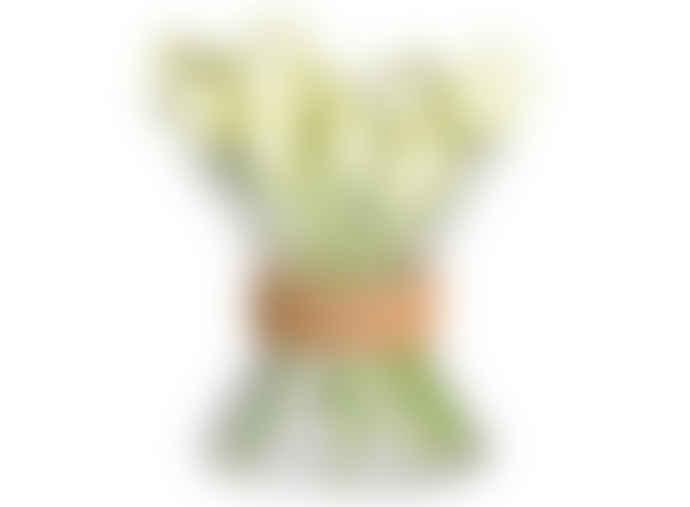 Muurla Veneer Glass Vase