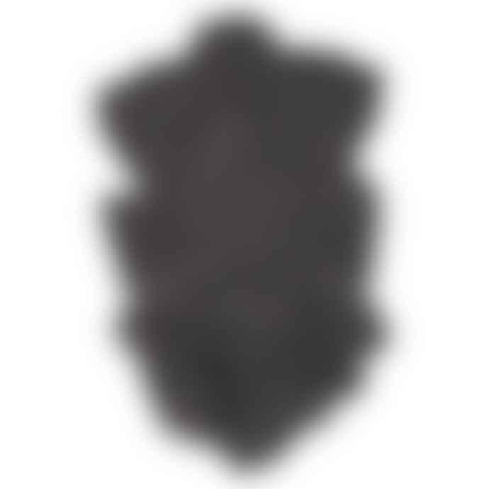 Broste Copenhagen Smokey Grey Tibetan Sheepskin Rug