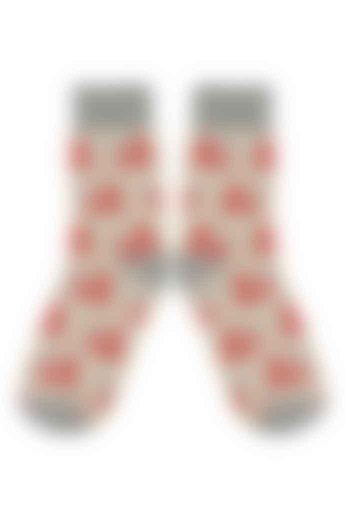 Lowie Cashmere Blend Fox Socks