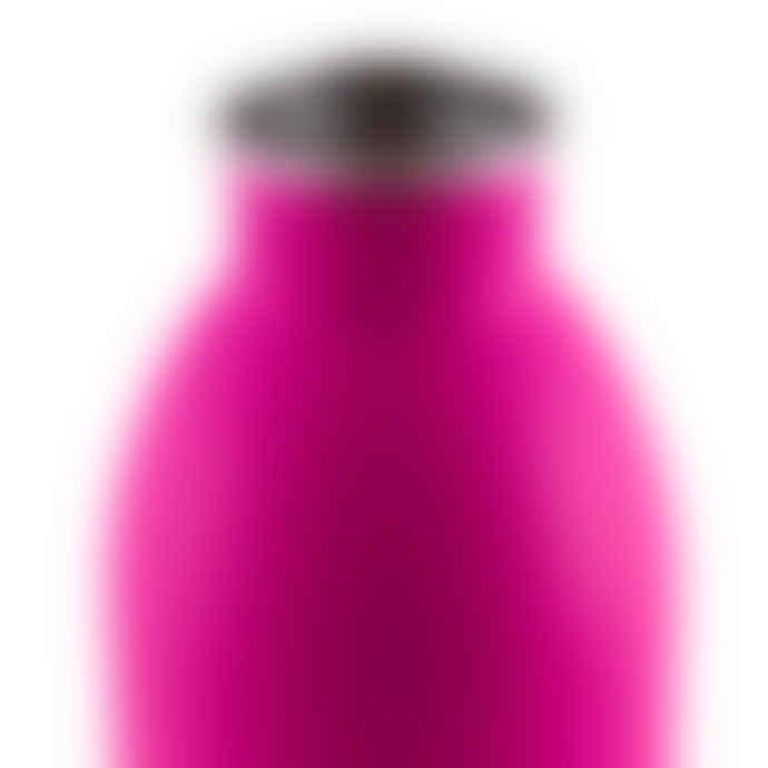 24Bottles Pink 500ml Steel Urban Water Bottle