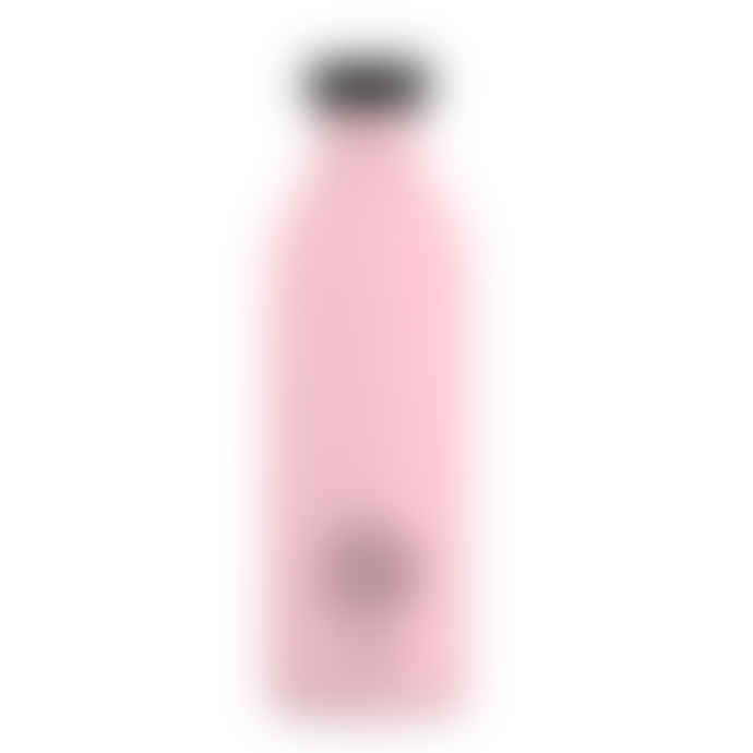 24Bottles Candy pink 500ml Steel Urban Water Bottle