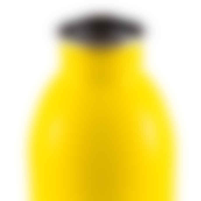 24Bottles Taxi Yellow 500ml Steel Urban Water Bottle