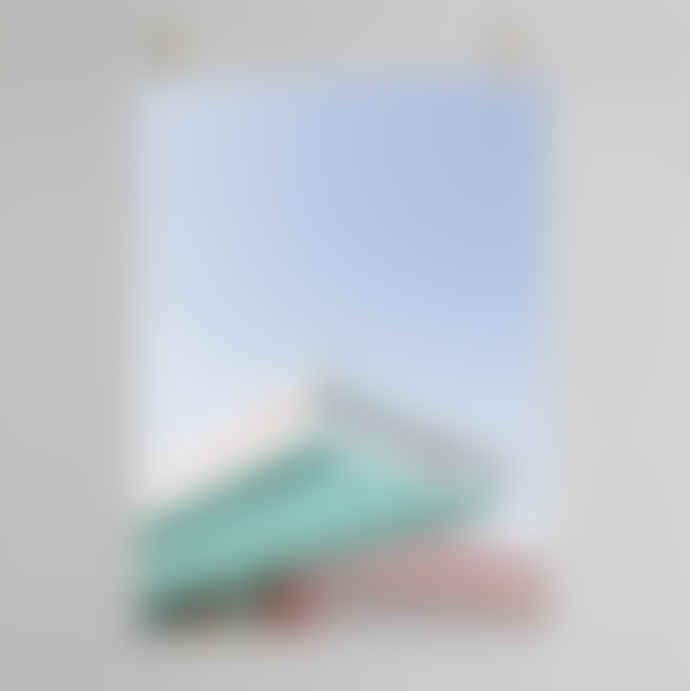 Los Angeles 50 x 70cm Photographic Print