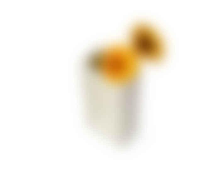 Stolen Form White London Brick Vase